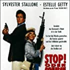 Sylvester Stallone, Estelle Getty, and Pixie in Stop! Or My Mom Will Shoot (1992)