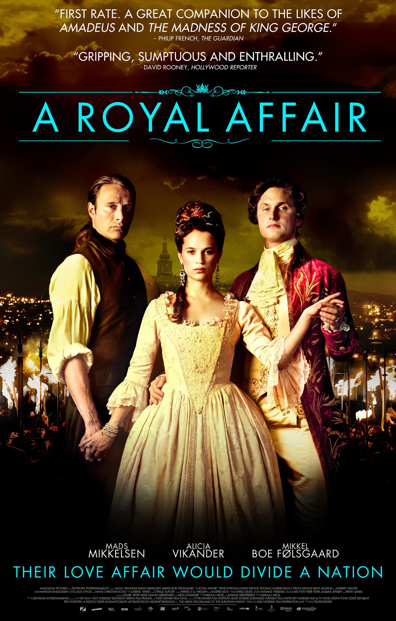 A Royal Affair (2012) BluRay 480p, 720p & 1080p