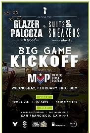 Glazer Palooza: Big Game Kick Off Live on Torio.Tv Poster