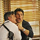 Timothy Omundson and James Roday Rodriguez in Psych (2006)