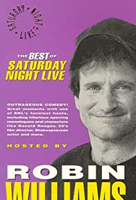 Primary photo for Saturday Night Live: The Best of Robin Williams