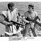 Anthony Quinn and James Darren in The Guns of Navarone (1961)