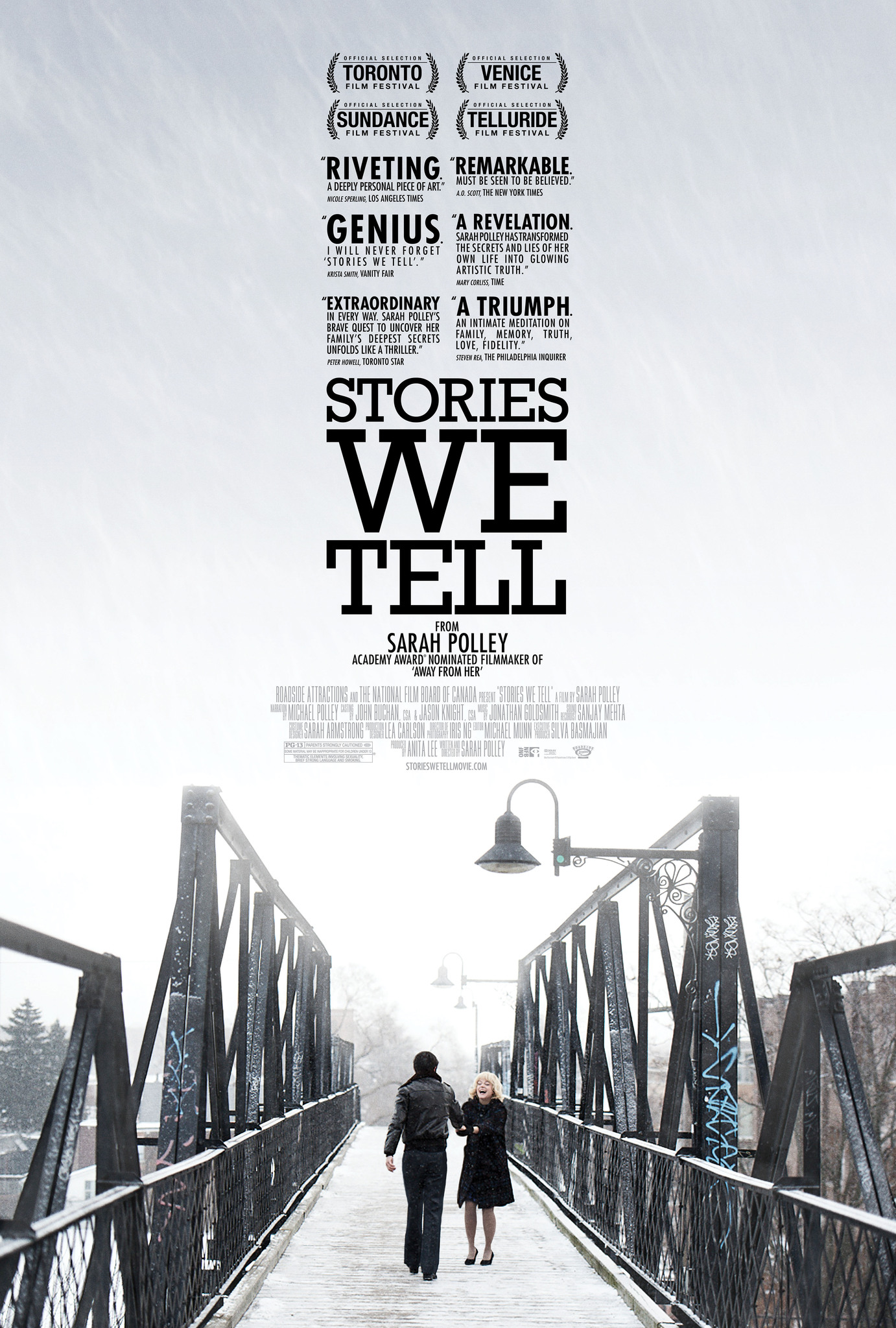 Stories We Tell (2012) - IMDb