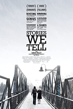 Where to stream Stories We Tell