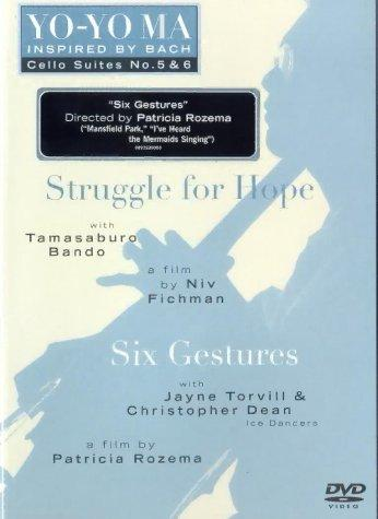 Bach Cello Suite #5: Struggle for Hope (1997)