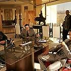 Hugh Jackman, Lloyd Owen, and D.B. Woodside in Viva Laughlin (2007)