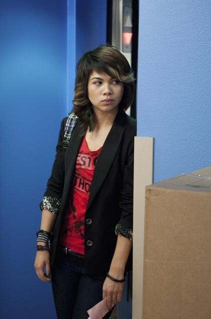 Hayley kiyoko in wizards of waverly place