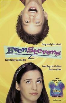Where to stream Even Stevens
