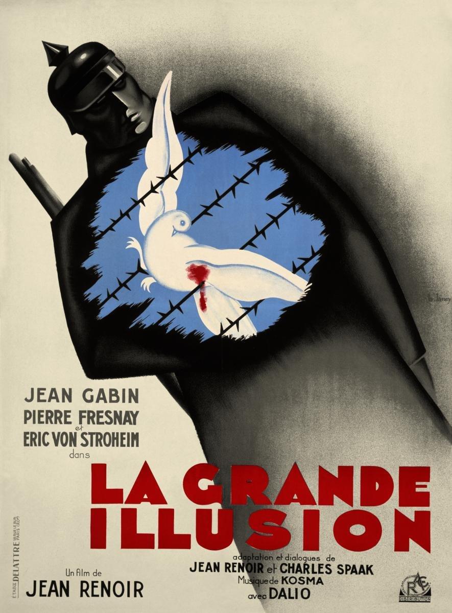 La Grande Illusion (1937) BluRay 720p & 1080p
