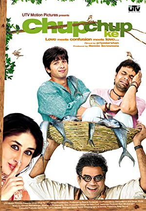 Comedy Chup Chup Ke Movie