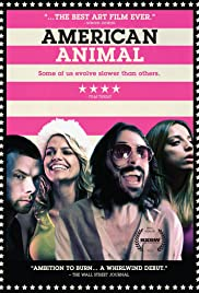 American Animal (2011) Poster - Movie Forum, Cast, Reviews
