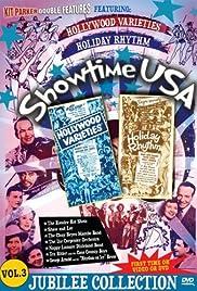 Hollywood Varieties Poster
