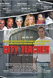 City Teacher Poster