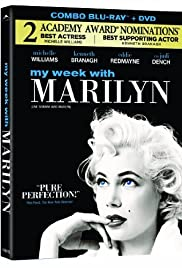 My Week with Marilyn: The Untold Story of an American Icon