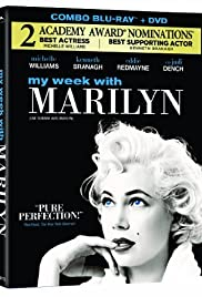 My Week with Marilyn: The Untold Story of an American Icon Poster