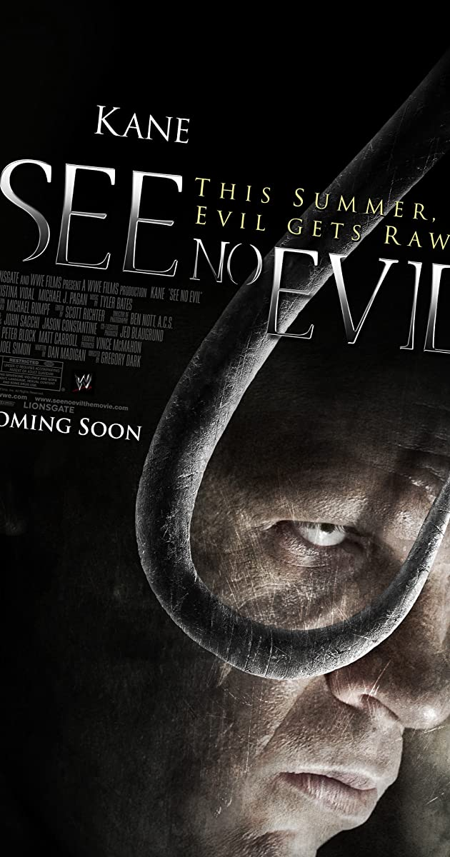 Subtitle of See No Evil