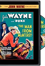 The Man from Monterey Poster