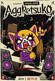 Aggretsuko Poster