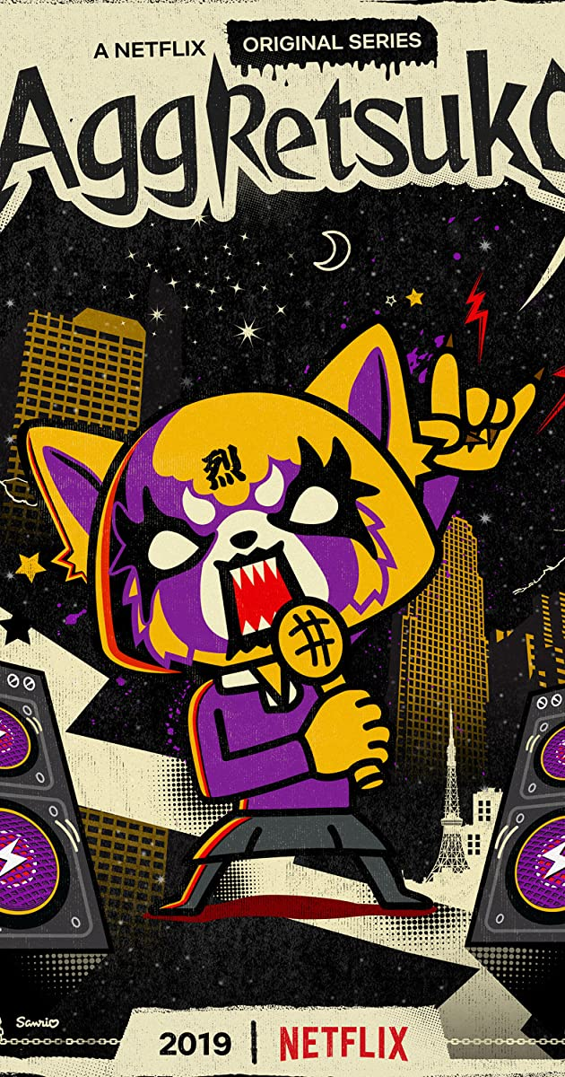 Download Aggretsuko or watch streaming online complete episodes of  Season2 in HD 720p 1080p using torrent