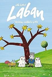 Lilla spöket Laban - Världens snällaste spöke Poster