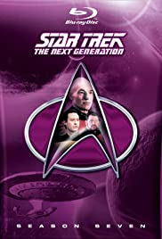 Star Trek: The Next Generation - The Sky's the Limit - The Eclipse of Star Trek: The Next Generation Poster