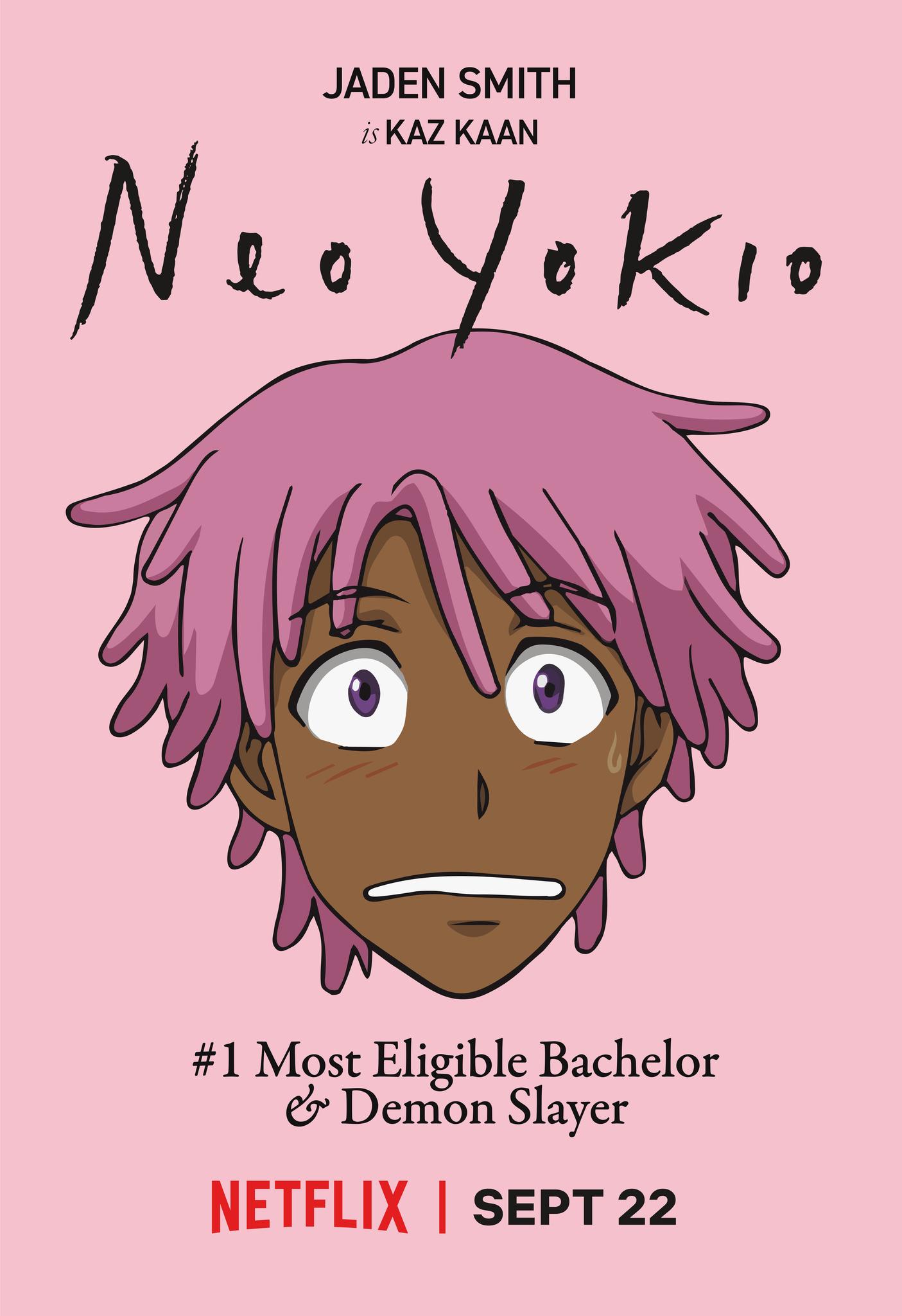 Neo Yokio (TV Series 2017–2018) - IMDb