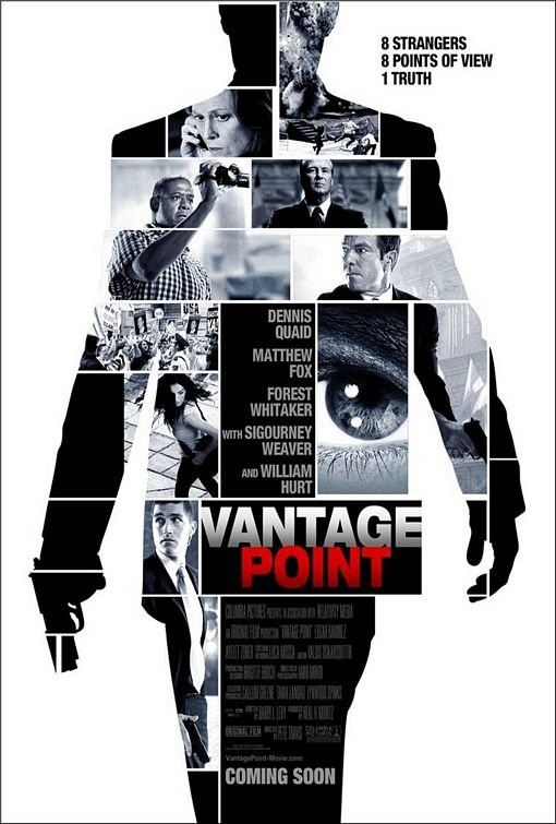 Vantage Point (2008) Dual Audio 720p BluRay x264 [Hindi – English] ESubs
