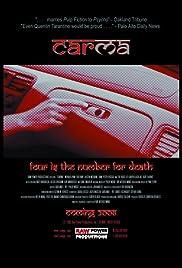 Carma Poster