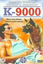 K-9000 Poster