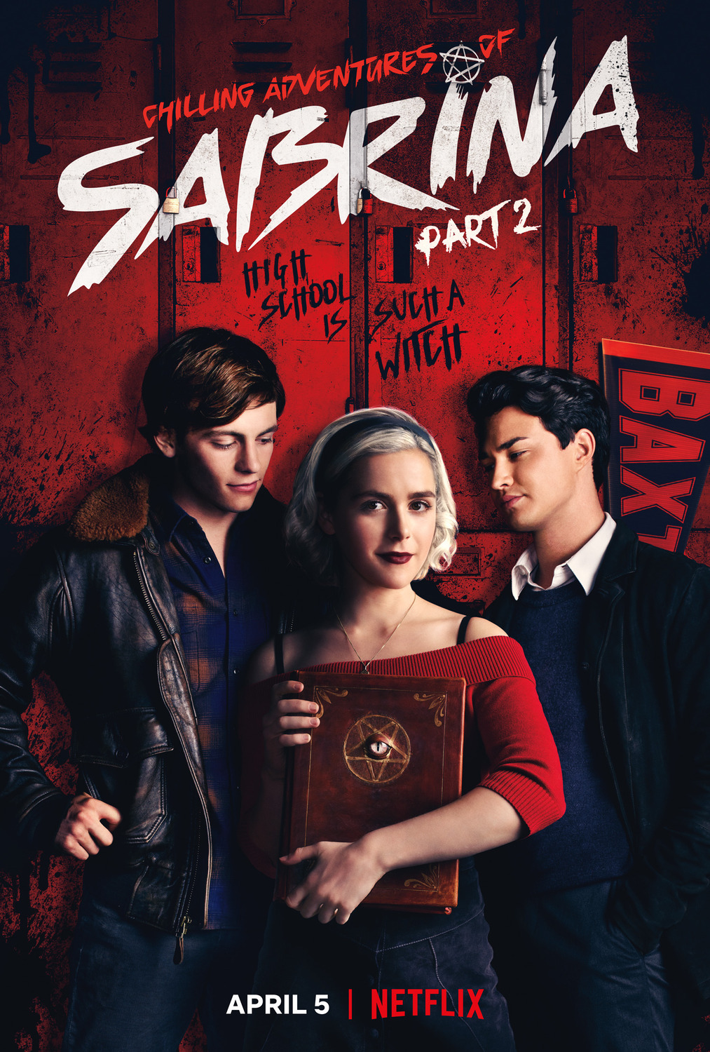 Chilling Adventures of Sabrina (2019) S02 Complete – [Hindi+English] – 720p NF.WEB-DL x264 AAC