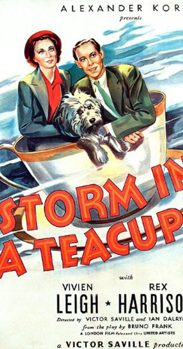 Storm in a Teacup (1938)