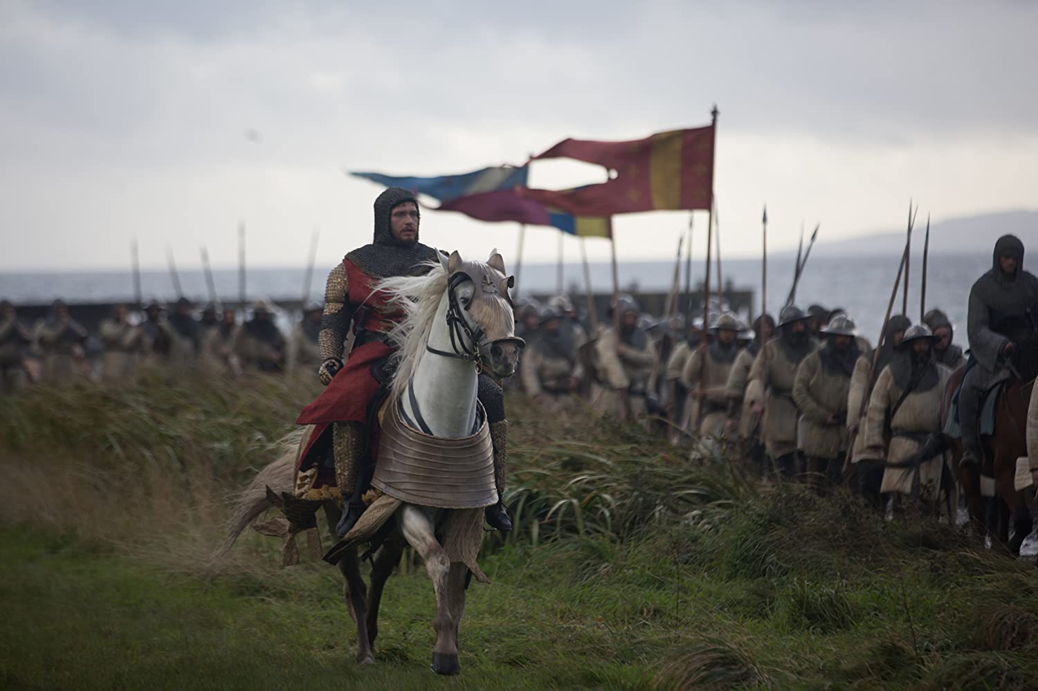 Billy Howle in Outlaw King (2018)