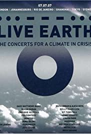 Live Earth: The Concerts for a Climate Crisis Poster