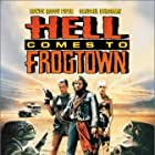 Sandahl Bergman, Roddy Piper, and Cec Verrell in Hell Comes to Frogtown (1988)