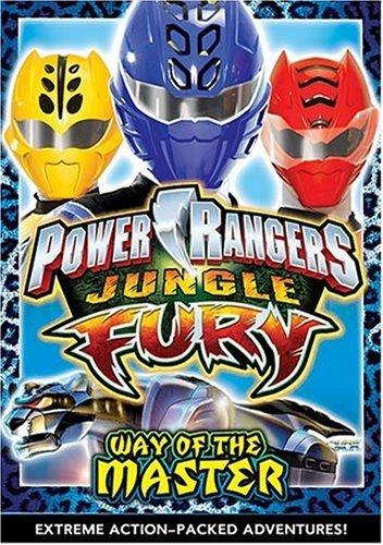دانلود زیرنویس فارسی سریال Power Rangers: Jungle Fury: Way of the Master