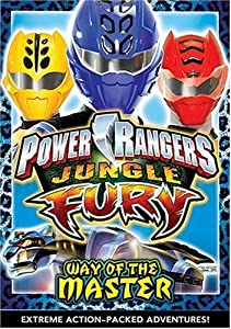 Downloads free movie mpeg quick Power Rangers Jungle Fury by [Mp4]