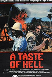 A Taste of Hell Poster