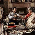 Ratna Pathak Shah and Fawad Khan in Khoobsurat (2014)