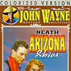 John Wayne and Sheila Terry in 'Neath the Arizona Skies (1934)