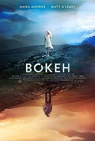 Matt O'Leary and Maika Monroe in Bokeh (2017)