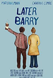 Later Barry Poster