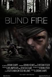 Blind Fire Poster