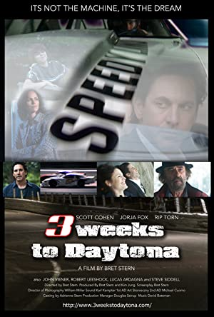 Where to stream 3 Weeks to Daytona