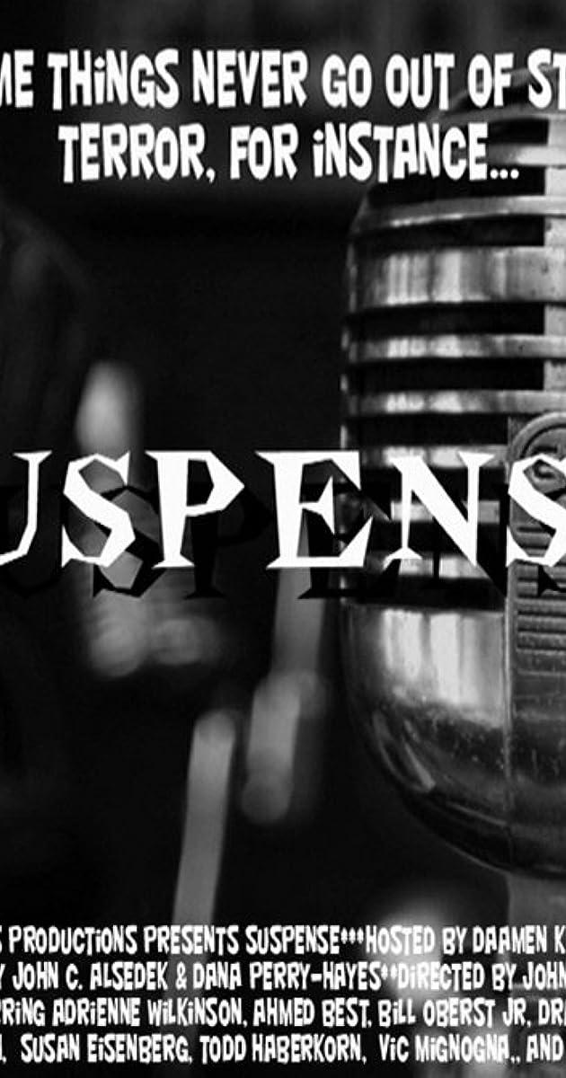 Suspense (TV Series 2014– ) - Full Cast & Crew - IMDb