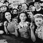 """National Velvet"" J. Jenkins, E. Taylor, J. Quigley, A. Lansbury 1945 MGM"