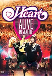Heart: Alive in Seattle Poster