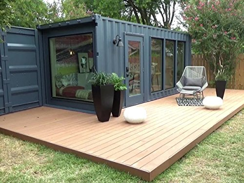 Modern Country Container Home 2016