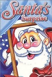 Santa's Surprise Poster
