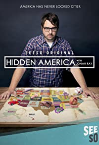 Primary photo for Hidden America with Jonah Ray