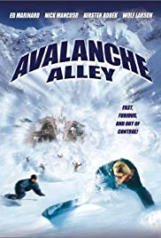 Avalanche Alley Poster
